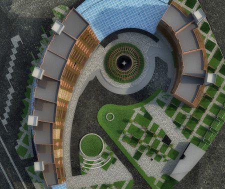 مجتمع مسکونی انرژی های تجدید پذیر پایان نامه ارشد