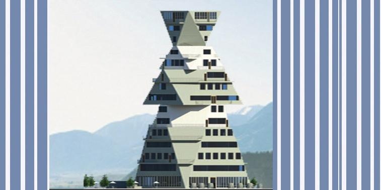پروژه طرح 5 معماری مجتمع مسکونی 00127