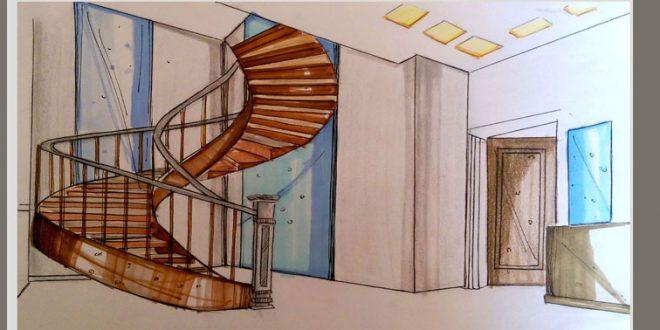 طرح 3 معماری پروژه طراحی داخلی دکوراسیون 00561
