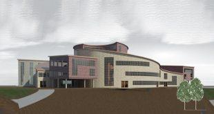 طرح معماری 4 پروژه طراحی بیمارستان