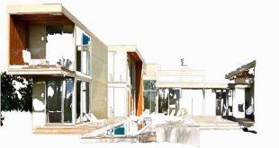 طرح 1 معماری، پروژه خانه معمار 00113