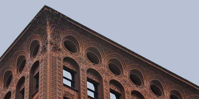 مکتب شیکاگو Chicago School of Architecture
