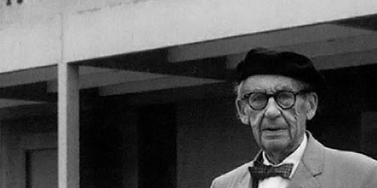Walter Gropius والتر گروپیوس