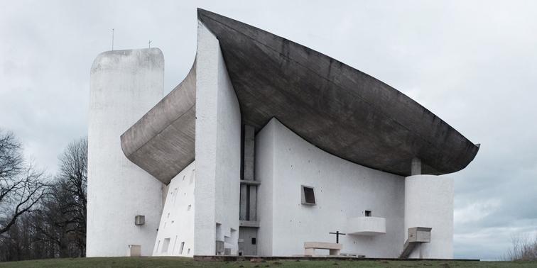 معماری بروتالیسم Architecture of Brutalism