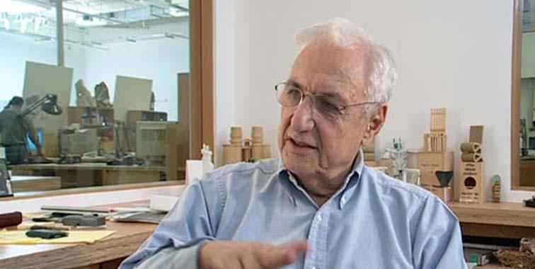 Frank Gehry فرانک گری