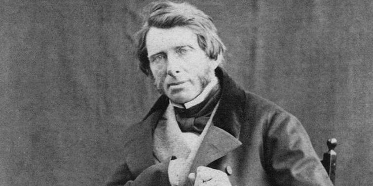 John Ruskin جان راسکین
