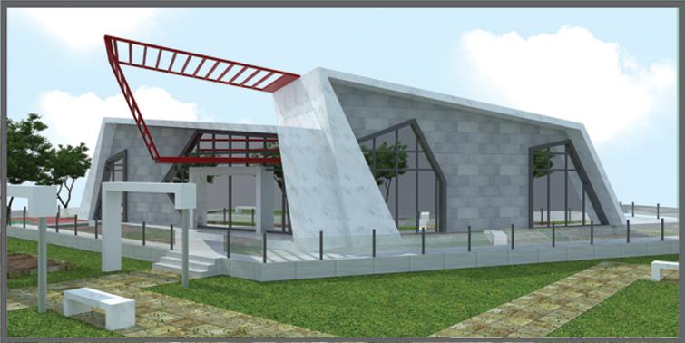 طرح 2 ارشد پروژه ویلا سازی 001517