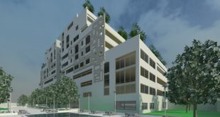 طرح نهایی مجتمع مسکونی پایدار