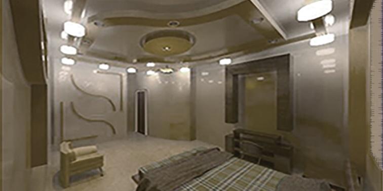 طرح معماری 3 طراحی داخلی مسکونی 00519