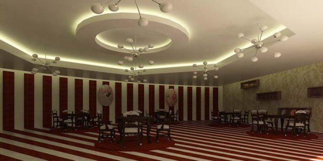 طرح 3 طراحی داخلی فضاهای فرهنگی 00529