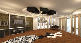 طرح معماری 3 طراحی داخلی خانه 005810