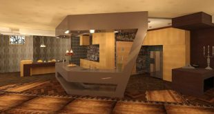 طرح معماری 3 طراحی داخلی خانه 00586