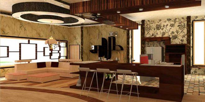 طرح معماری 3 طراحی داخلی خانه 00588