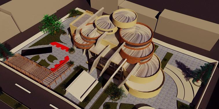دانشگاه معماری رویکرد هنرهای هفت گانه