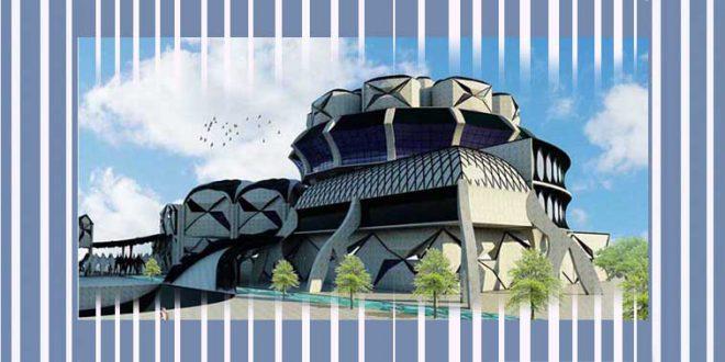 طرح ا ارشد طراحی دانشکده معماری