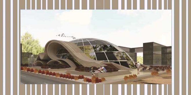 دانشکده معماری با رویکرد نگرش گسترده