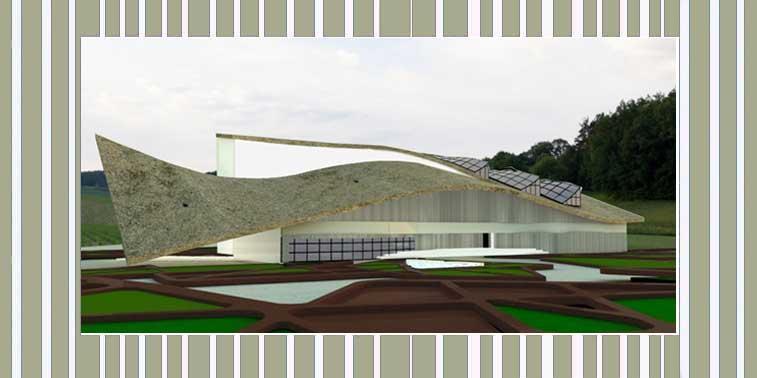 طراحی دانشکده معماری رویکرد پژوهشی