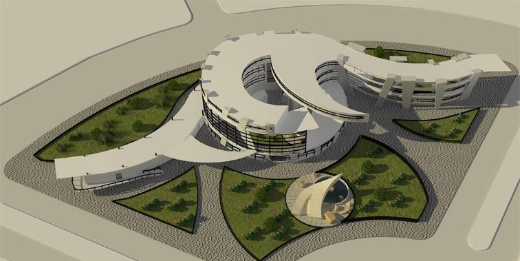 طراحی دانشکده معماری طرح معماری ارشد