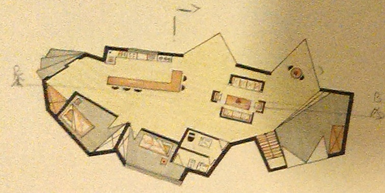 طرح 1 معماری، پروژه خانه معمار 00118