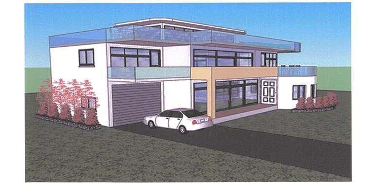 طرح 1 معماری، پروژه خانه معمار 00114