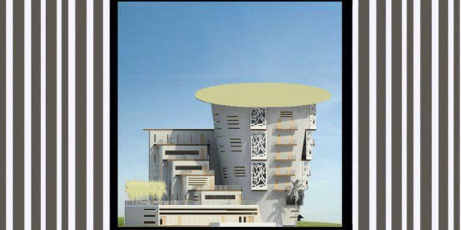 پروژه طرح 5 معماری مجتمع مسکونی 00126