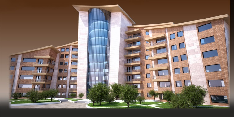 پروژه طرح معماری 5 مجتمع مسکونی 001312