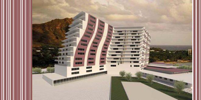 پروژه طرح معماری 5 مجتمع مسکونی 00138