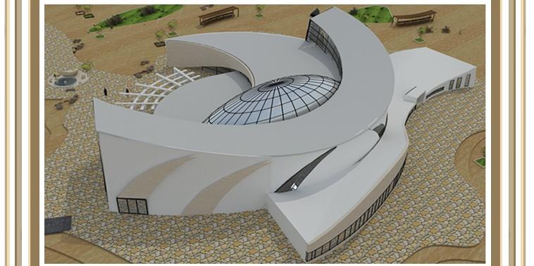 طرح نهایی پروژه موزه موسیقی
