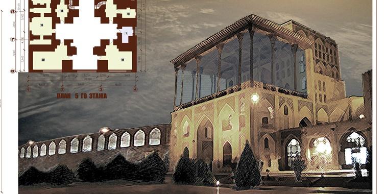 پایان نامه اصول بازسازی کاخهای ایرانی