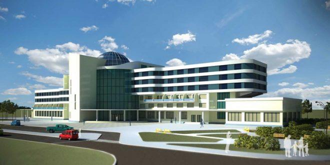 طرح نهایی هتل شهرک اقماری
