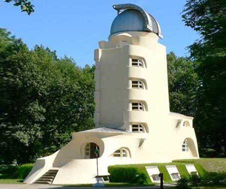 معماری اکسپرسیونیت Expressionism architecture