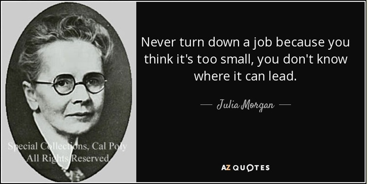 Julia Morgan جولیا مورگان