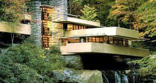 معماری ارگانیک Organic Architecture