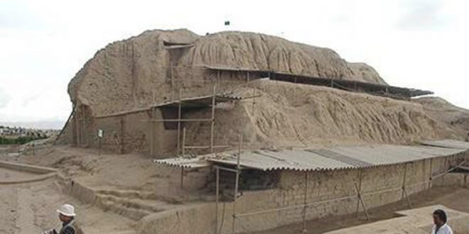 معماری دوران ماقبل تاریخ ایران