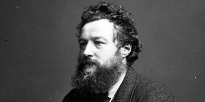 william morris ویلیام موریس