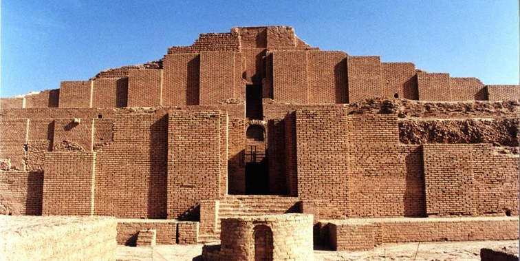 معماری بین النهرین Mesopotamian architecture
