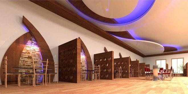 طرح معماری 3 طراحی داخلی مسکونی 005112