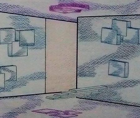 طرح 3 طراحی داخلی دانشکده معماری