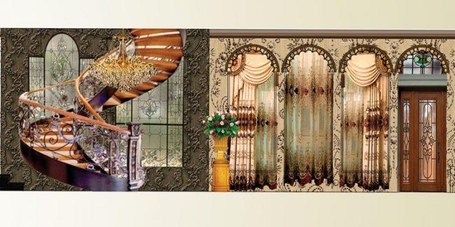 طرح 3 معماری پروژه طراحی داخلی 00568