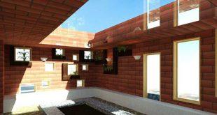 طرح معماری 3 طراحی داخلی خانه 00584