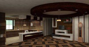 طرح معماری 3 طراحی داخلی خانه 00587