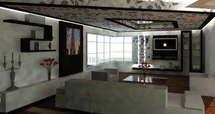 طرح معماری 3 طراحی داخلی خانه 00589