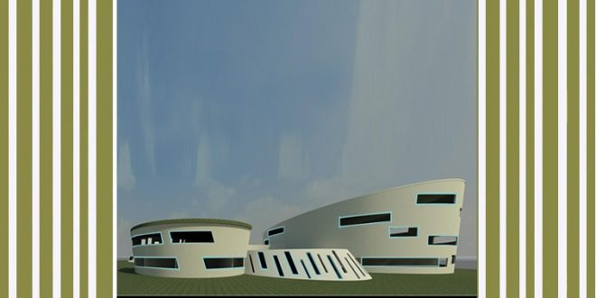 طرح معماری 4 پروژه بیمارستان 00627