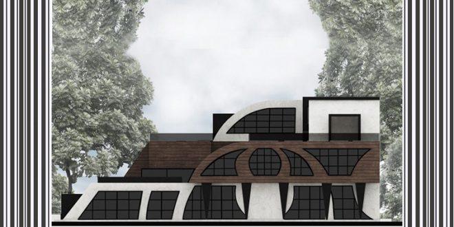 طرح معماری 4 پروژه طراحی بیمارستان 00632