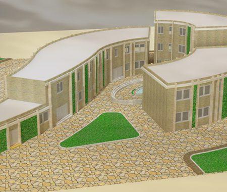 پروژه طراحی دانشکده رویکرد معماری سبز