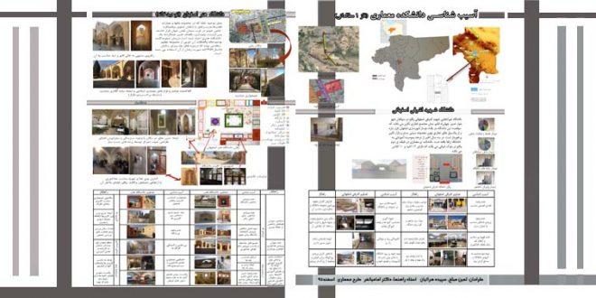 طراحی مطالعات پروژه دانشکده معماری