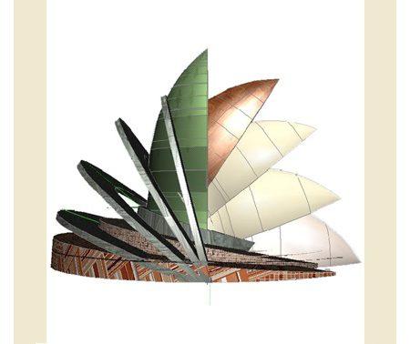 طرح معماری ارشد طراحی دانشگاه