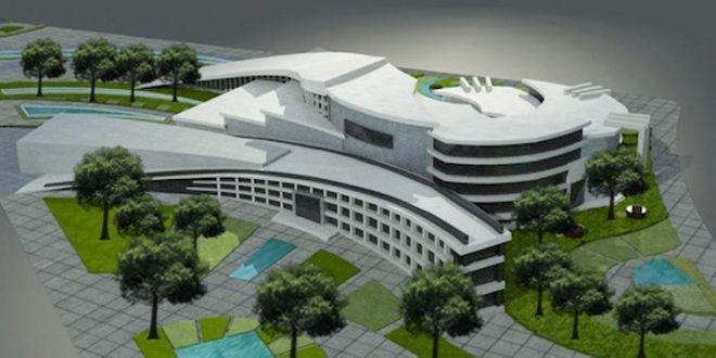طرح معماری ارشد پروژه طراحی امفی تئاتر