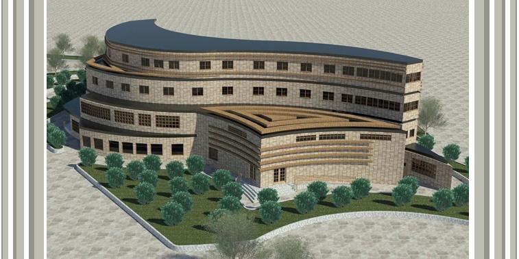 طرح معماری ارشد ساختمان ازمایشگاهی