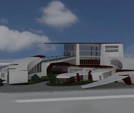 طرح معماری ارشد طرح دانشکده معماری